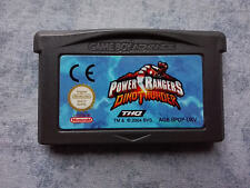 POWER RANGERS DINO THUNDER - NINTENDO GAME BOY ADVANCE GBA e DS NDS - PAL EUR