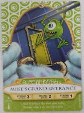 Disney Sorcerers of the Magic Kingdom Card 31 Mike's Grand Entrance New