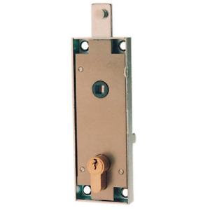 Prefiere la cerradura art B561 para puertas basculantes y contraventanas