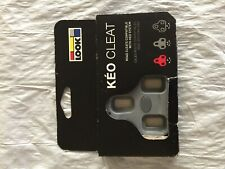 Genuine LOOK KEO Bi-Material Cleats fits Classic, 2 Max, Blade Carbon 4.5° GRAY