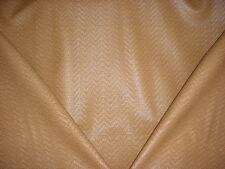 11-1/4Y Ralph Lauren Wicker Park Embossed Leatherette Vinyl Upholstery Fabric