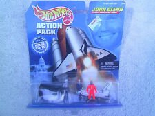 Hot Wheels Action Pack John Glenn - Back in Space 1962 - 1998