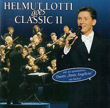 HELMUT LOTTI : HELMUT LOTTI GOES CLASSIC II / CD - NEUWERTIG