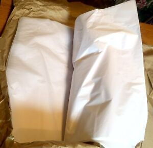 Tissue paper- 500 sheets Recycled White 14 gsm, Dimensions 500x700mm