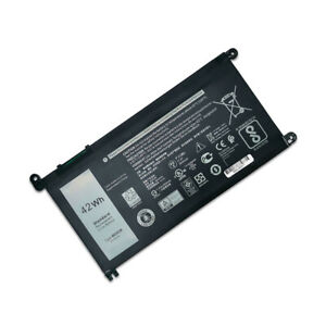 WDXOR  NEW Battery For Dell Inspiron 13 5000 42WH