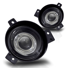 WINJET Halo Projector Clear Fog Light For 2001-2003 Ford Ranger