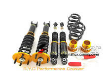 SYC ADJUSTABLE DAMPER COILOVERS F&R SET FOR FORD FALCON FG XR6 XR8 SEDAN 08-