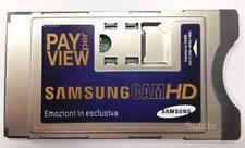 SAMSUNG CAM HD CI+ x Mediaset Premium e satellitari vari compatibile tutte le TV