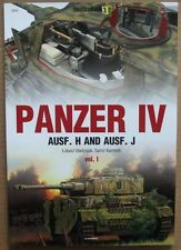 Panzerkampfwagen IV Ausf. H and Ausf. J. vol. I - Fotosniper 3D Kagero