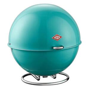 Wesco Superball, Vorratsdose, Aufbewahrungsbehälter, Aufbewahrungsdose, Türkis