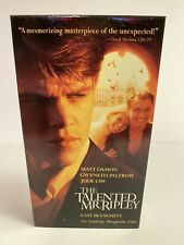 The Talented Mr. Ripley (Vhs, 2000)