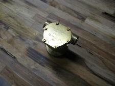 OEM Johnson Pump F4B-9 10-35333-01 Bronze Impeller Pump BMW Engines