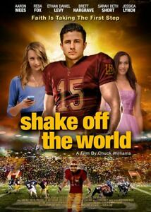 Shake Off The World DVD - Chuck Williams