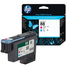 1PK Genuine for HP 88 Printhead Cyan Magenta C9382A With Box OffceJet L7650 K550