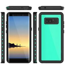 For Samsung Galaxy note 8 Waterproof case  IP68 screen protector diving case