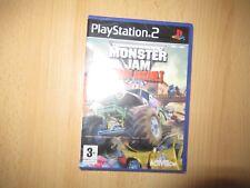 Monster Jam Urban Assault - Playstation 2 PS2 - Nuevo Precintado Versión Pal