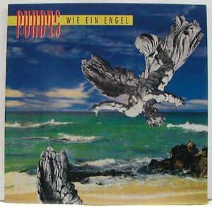 LP Puhdys - Wie ein Engel - DSB 3034-1