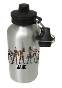 Fortnite 2 - Personalised Kids/Drinks/Sports Childrens Water Bottle