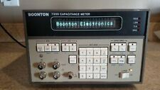 Boonton 7200 Capacitance Meter - CALIBRATED!