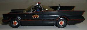 1966 Aurora Batmobile model built up