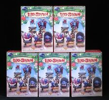 Disney Formation Arts Lilo And Stitch, Set of 5, Box Opened New 100% Real