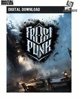 Frostpunk Steam Download Key Digital Code [DE] [EU] PC