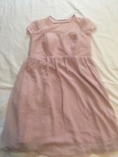 Women's cap Sleeve blush pink Baby Doll Style -Size 18/20 career wedding party