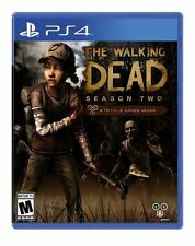 The Walking Dead: Season Two (Sony PlayStation 4, 2014) Adult Owned!