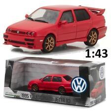 GREENLIGHT 86313 995 VOLKSWAGEN JETTA A3 RED DIECAST MODEL CAR 1:43