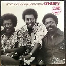 Spinners Yesterday, Today & Tomorrow 1977 SEALED USA LP w/ HYPE STICKER