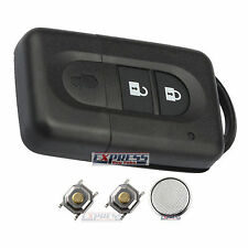 Fits NISSAN MICRA QASHQAI JUKE X-Trail NAVARA 2 Button Remote key Fob Repair Kit