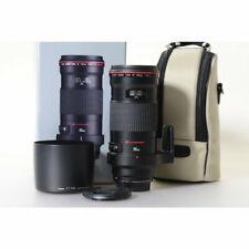 Canon 2539A009 - Canon EF 3,5/180 L Makro Objektiv - EF 180mm F/3.5 L APS-C USM