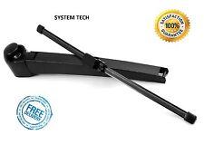 VW  Touran  2003-2014 Rear Window Windshield Windscreen Wiper Arm Blade Kit UK
