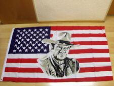 Fahne Flagge USA John Wayne - 90 x 150 cm
