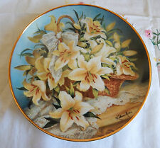 Princess Gracia Lily Plate By Katherine Austen