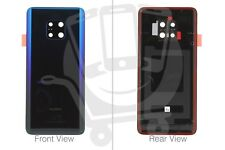 Official Huawei Mate 20 Pro Dual SIM Twilight Rear / Battery Cover - 02352GDG