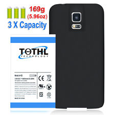 For Samsung Galaxy S5 Extended Battery+Tpu 8800mAh Capacity Over 3X More Power
