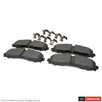 Disc Brake Pad Set-Standard Premium Disc Brake Pad Rear MOTORCRAFT BRF-1456