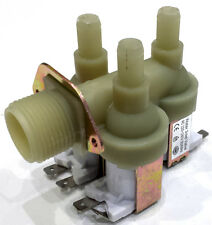 LG SINGLE INLET WATER SOLENOID VALVE TO TRIPLE OUTLET 90DEG 14MM WV027