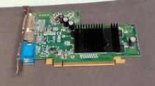 ATI Radeon X300 SE 128MB DVI VGA TV-Out PCI-E PCI-E Video Card UC996 102A6280101