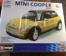 Mini Cooper S Burago 1:24 BU22124R