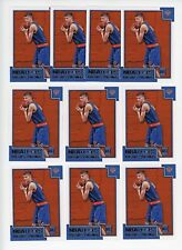 x50 Mint KRISTAPS PORZINGIS 2015-16 Hoops Rookie Card lot/set #261 Knicks Grade!