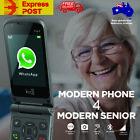 Best Unlocked Big Button Flip Phone For Modern Seniors