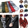 Unisex Latest Women Men Arab Shemagh Keffiyeh Palestine Scarf Shawl Wrap Scarves