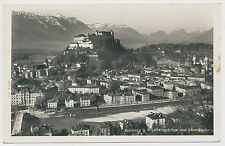 AK Salzbourg-Vue partielle (t499)