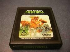 Football Atari 2600 Cleaned and Tested