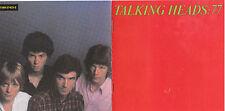 CD 11T TALKING HEADS / TALKING HEADS ' 77 DE 1987 TBE