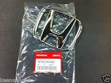 Genuine OEM Honda CR-V Crosstour Front Grille H Emblem