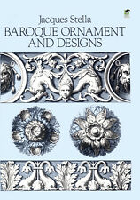 Baroque Ornament and Designs by Jacques Stella