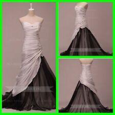 Embroidery Taffeta Sleeve Wedding Dresses